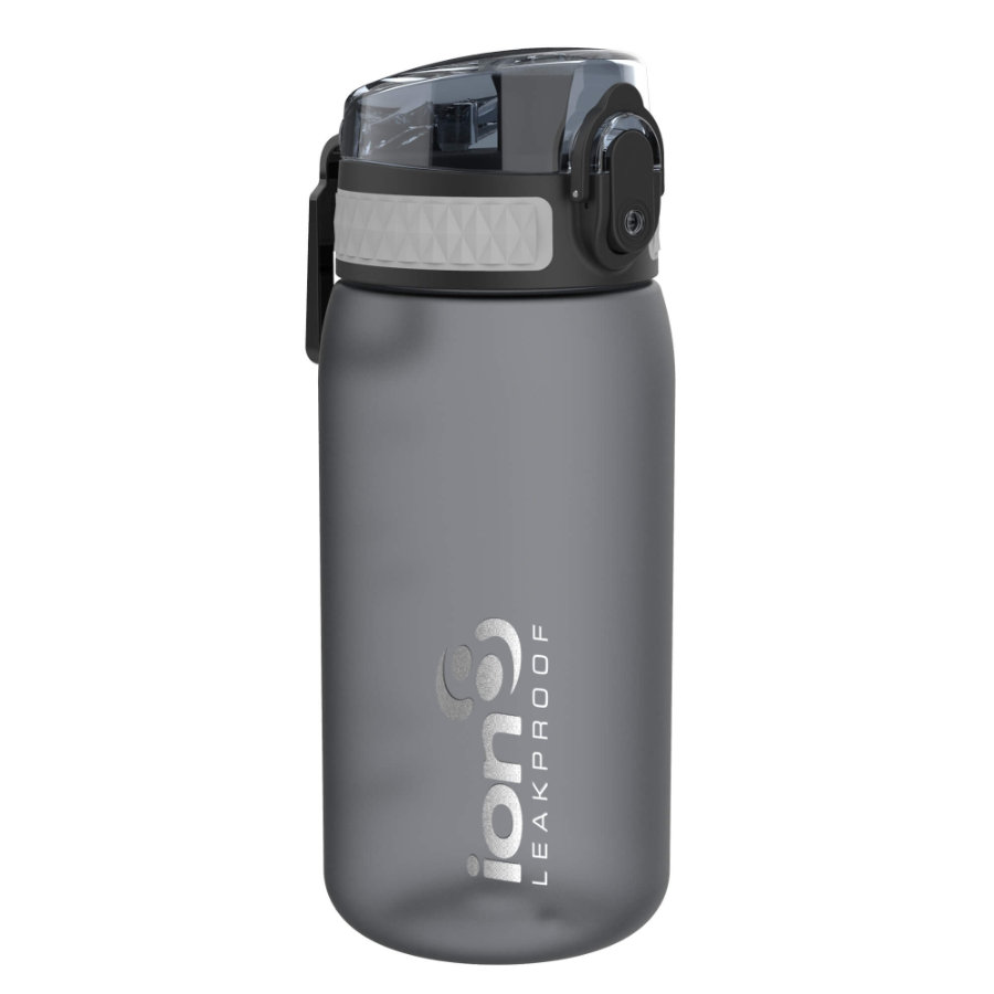 Bottiglia per bambini a tenuta stagna ion 8 350 ml grigio