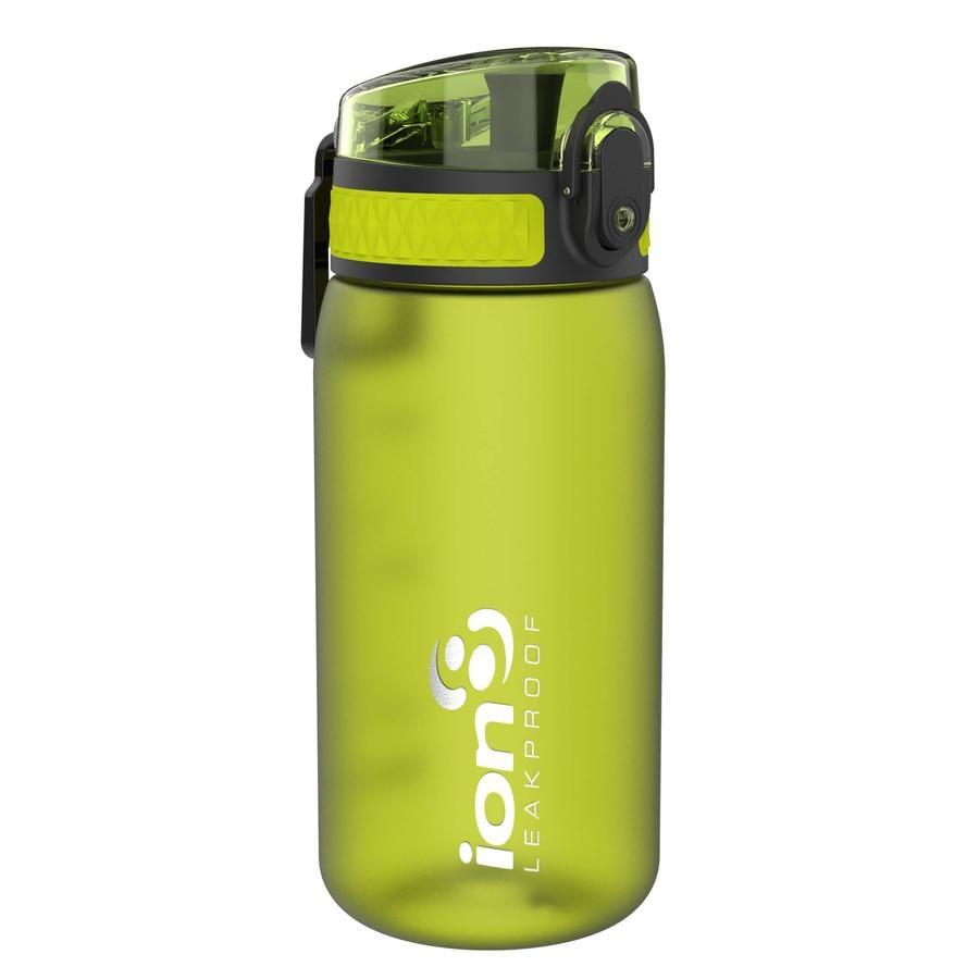 ion 8 läcksäker laddar dricksflaska 350 ml grön