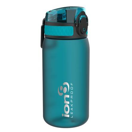ion 8 auslaufsichere Kindertrinkflasche 350 ml türkis
