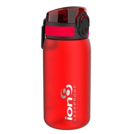 ion 8 auslaufsichere Kindertrinkflasche 350 ml rot