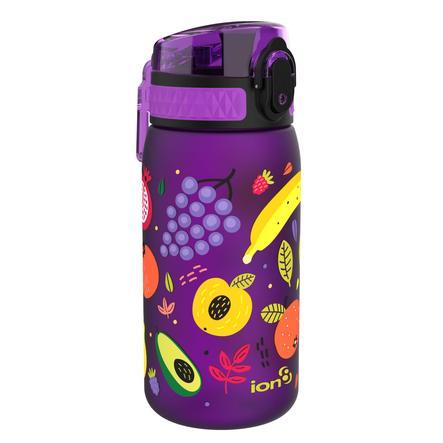ion8 lekkasjesikker barneflaske 350 ml frukt