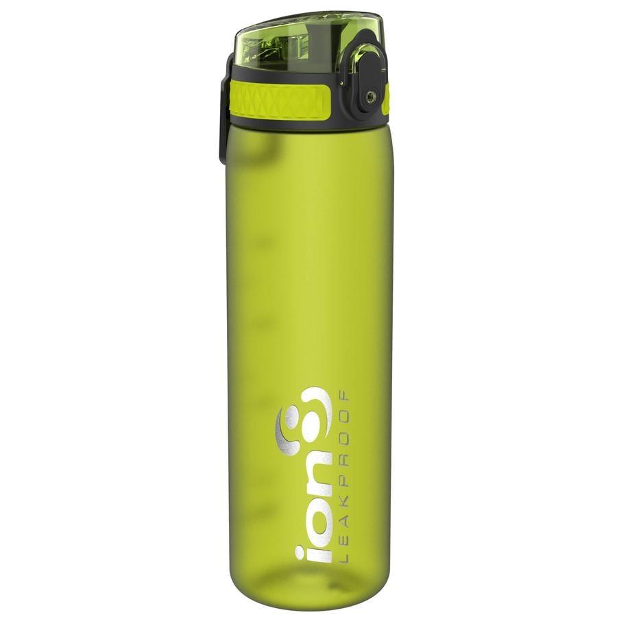 ion 8 läcksäker laddar dricksflaska 500 ml grön