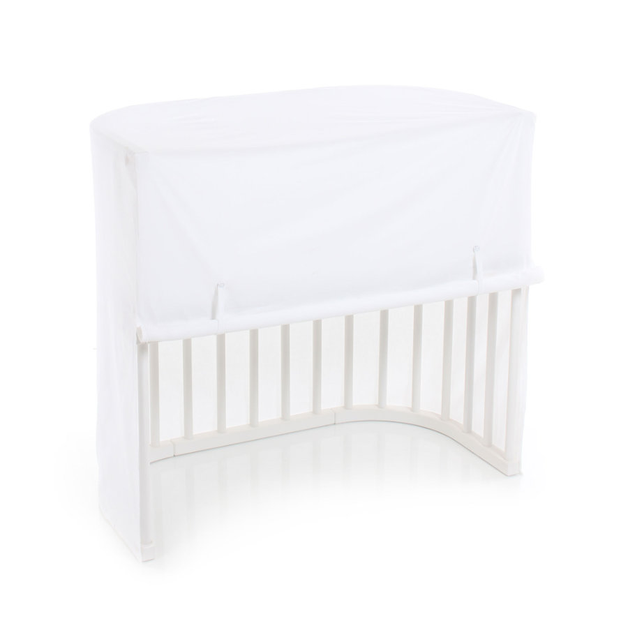 babybay® hoitosuoja sopii malliin Maxi, laatikkojousi ja Comfort valkoinen