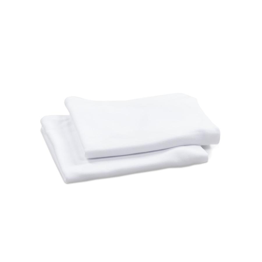 babybay® Bezug Kuschelnest Doppelpack weiß