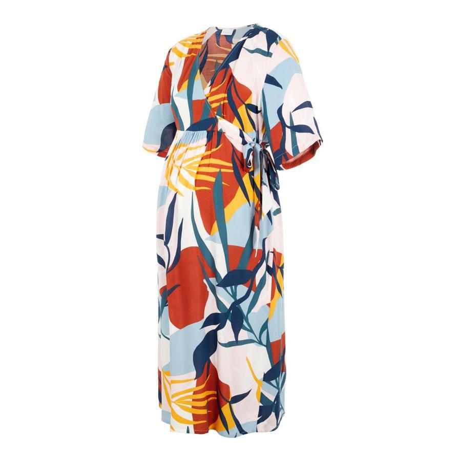 mama;licious Robe de maternité MLCAJSA Arabian Spice
