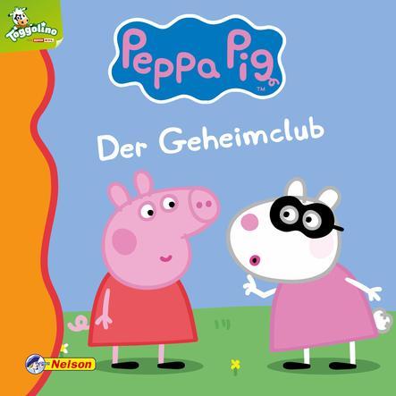 Nelson Maxi-Mini 46: Peppa Pig, Der Geheimclub