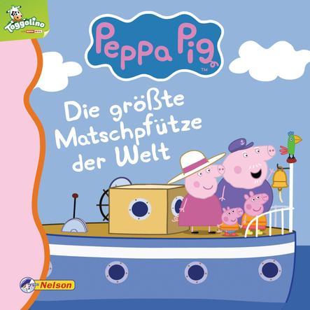 Nelson Maxi-Mini 47: Peppa Pig, Die größte Matschpfütze