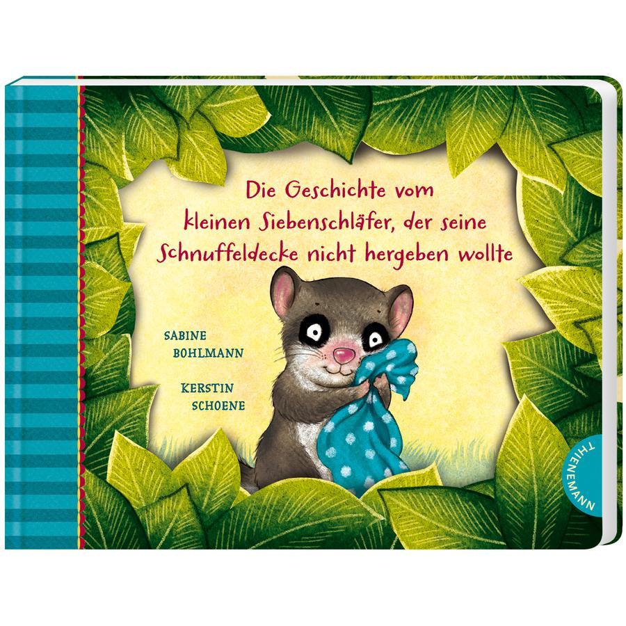 Esslinger Der kleine Siebenschläfer 3: Die Geschichte vom kleinen Siebenschläfer, der seine Schnuffeldecke nicht hergeben wollte