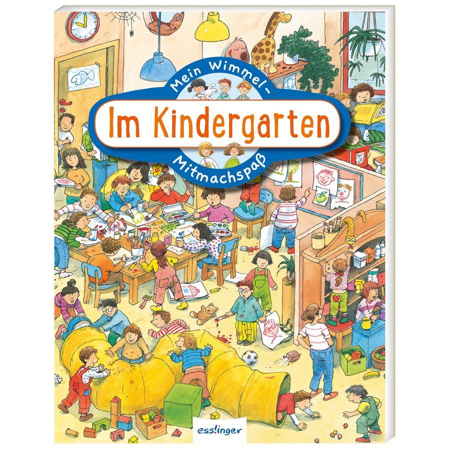 Esslinger Wimmel-Mitmachspaß: Im Kindergarten