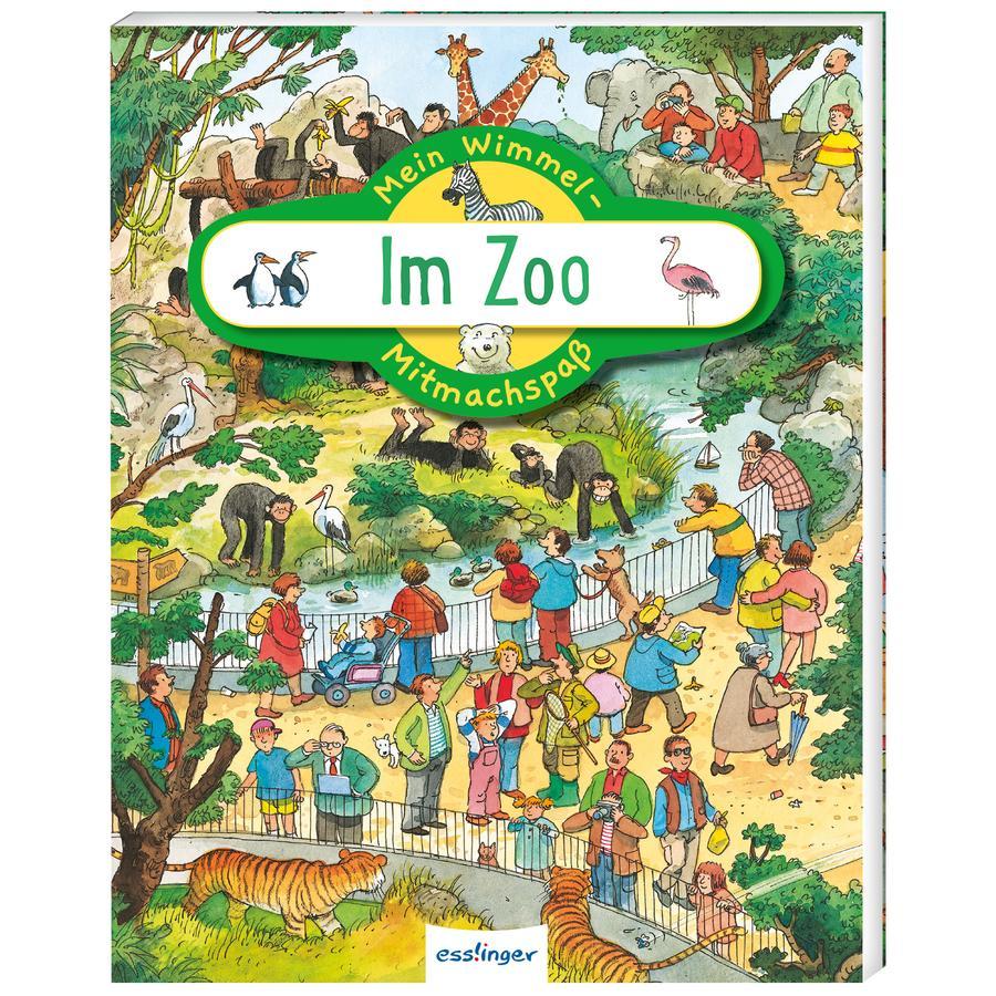 Esslinger Wimmel-Mitmachspaß: Im Zoo