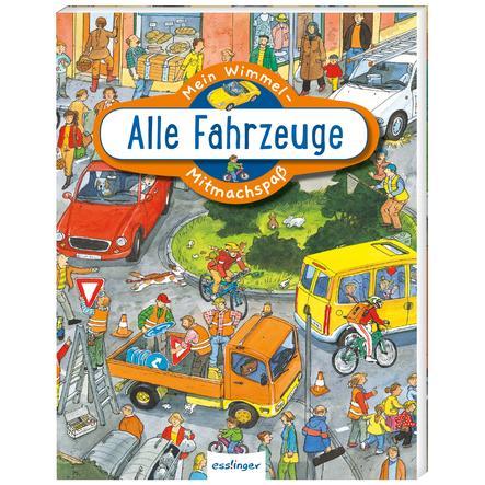 Esslinger Wimmel-Mitmachspaß: Alle Fahrzeuge