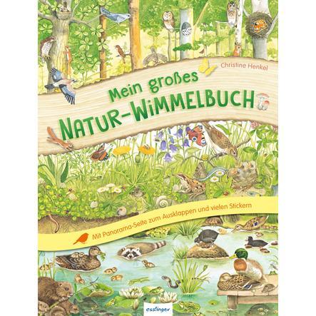 Esslinger Mein großes Natur-Wimmelbuch