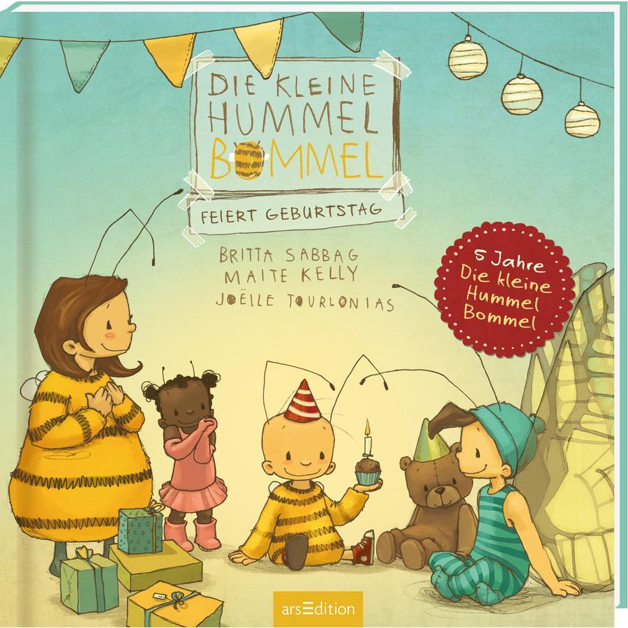 arsEdition Die kleine Hummel Bommel feiert Geburtstag