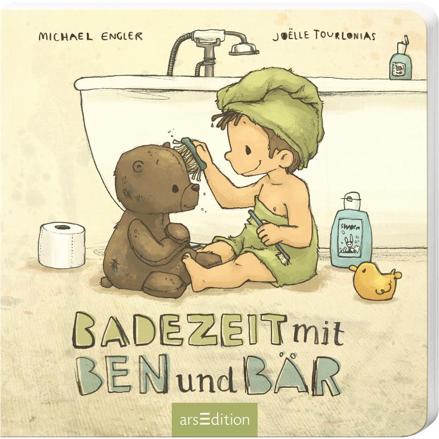 arsEdition Badezeit mit Ben und Bär