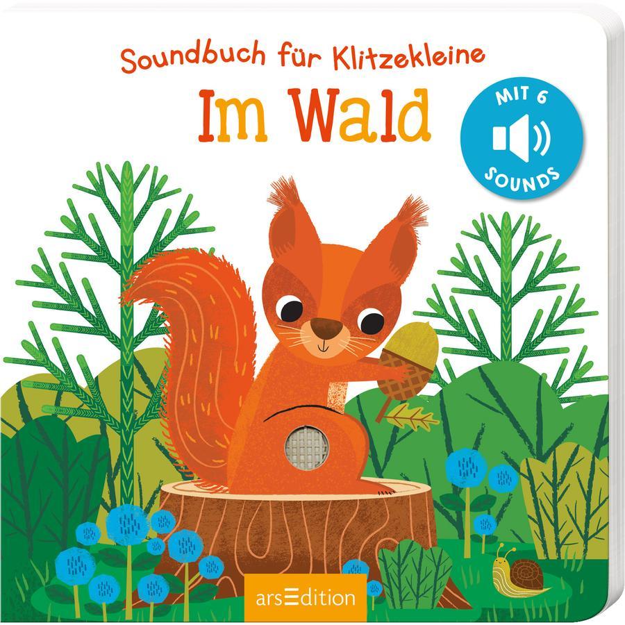 arsEdition Soundbuch für Klitzekleine - Im Wald