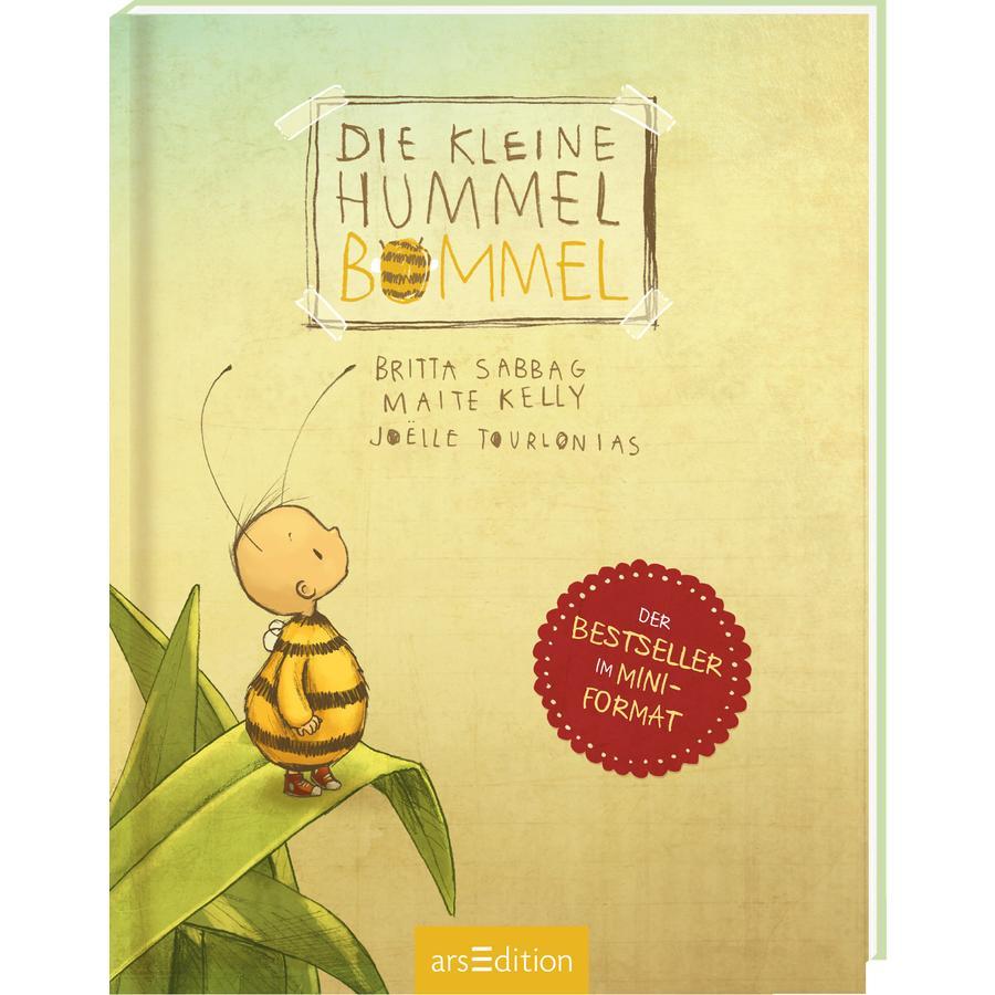 arsEdition Die kleine Hummel Bommel - Mini-Ausgabe