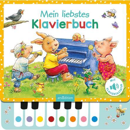 arsEdition Mein liebstes Klavierbuch