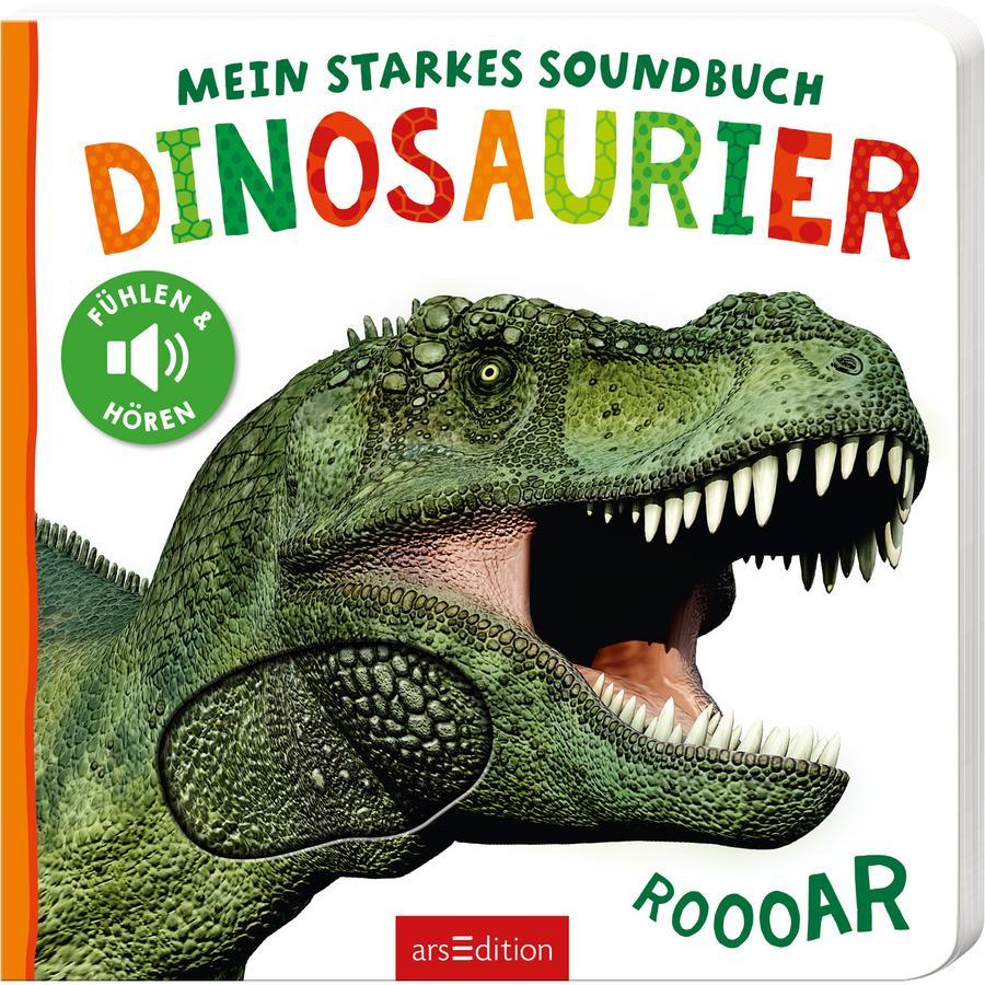 arsEdition Mein starkes Soundbuch: Dinosaurier