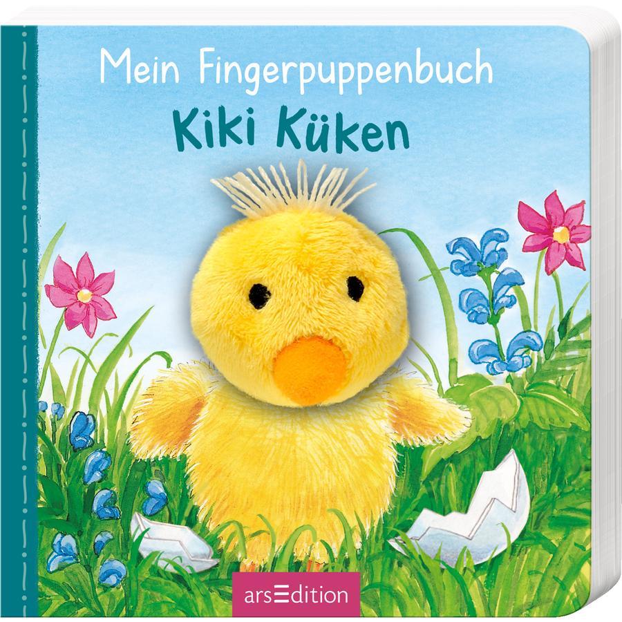 arsEdition Mein Fingerpuppenbuch - Kiki Küken