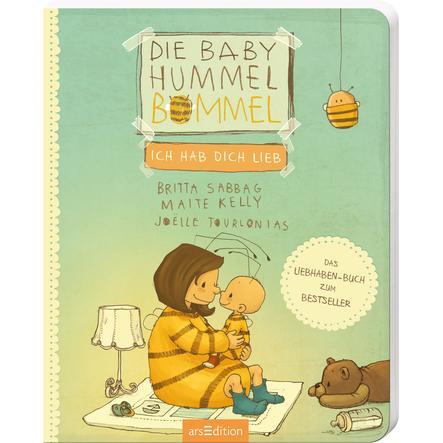 arsEdition Die Baby Hummel Bommel - Ich hab dich lieb