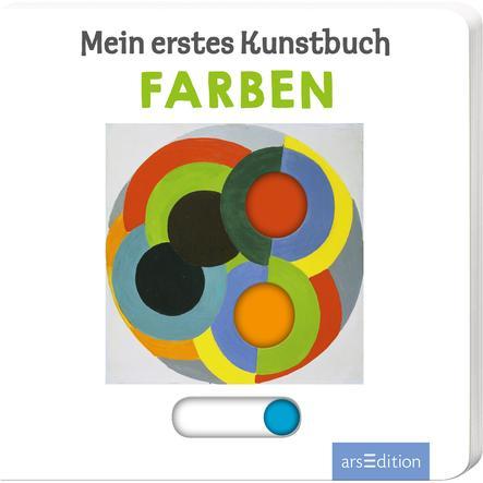 arsEdition Mein erstes Kunstbuch - Farben