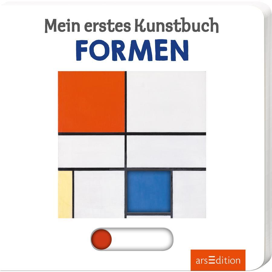 arsEdition Mein erstes Kunstbuch - Formen