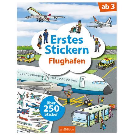 arsEdition Erstes Stickern - Flughafen