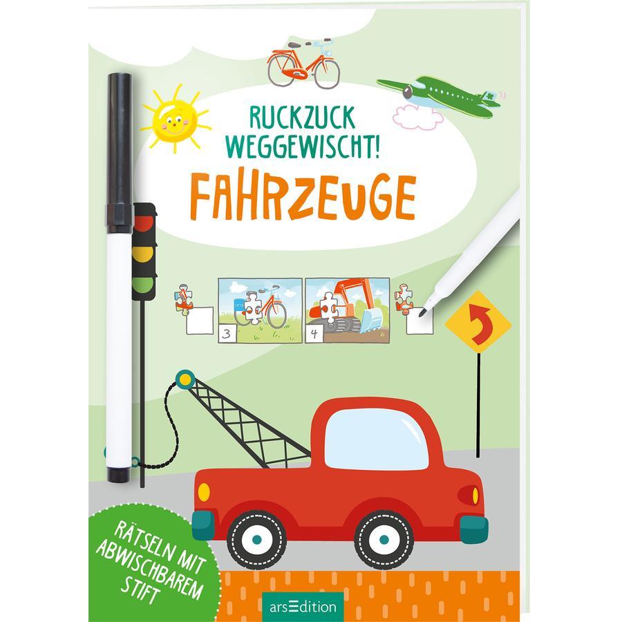 arsEdition Ruckzuck weggewischt! - Fahrzeuge