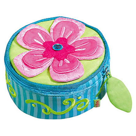 HABA Mia's Flower Power Jewelry Box