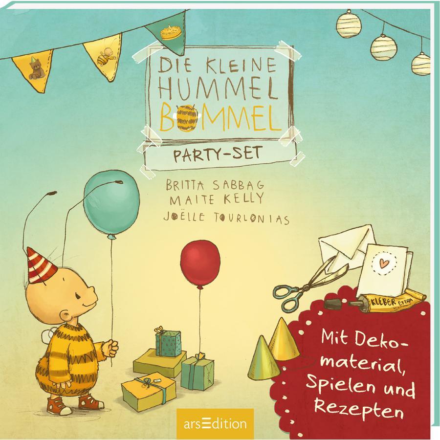 arsEdition Die kleine Hummel Bommel - Party-Set