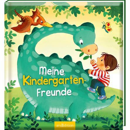 arsEdition Meine Kindergarten-Freunde - Dinosaurier
