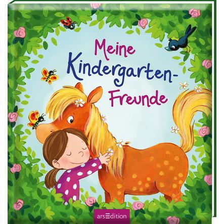 arsEdition Meine Kindergarten-Freunde - Pferde