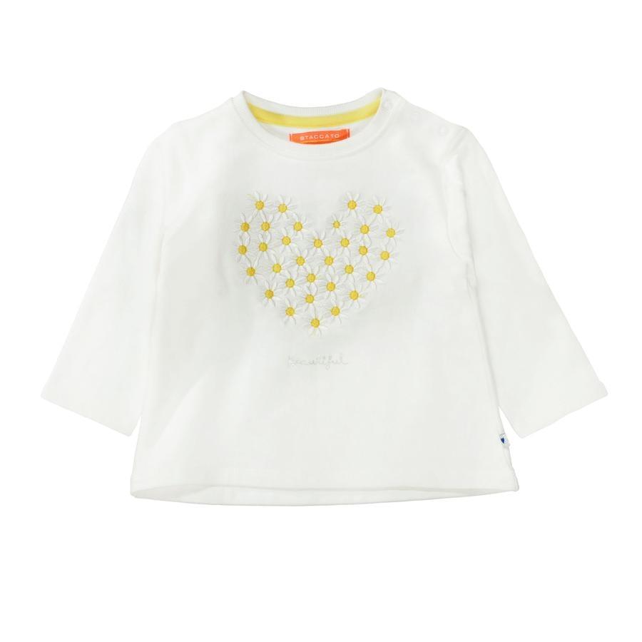 STACCATO Jenter-genser i hvit