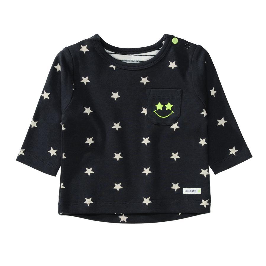 STACCATO Boys Sweatshirt schwarz