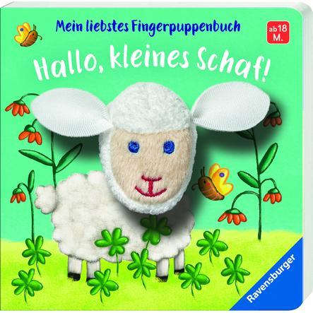 Ravensburger PaPP Bilderbücher - Mein liebstes Fingerpuppenbuch: Hallo, kleines Schaf!