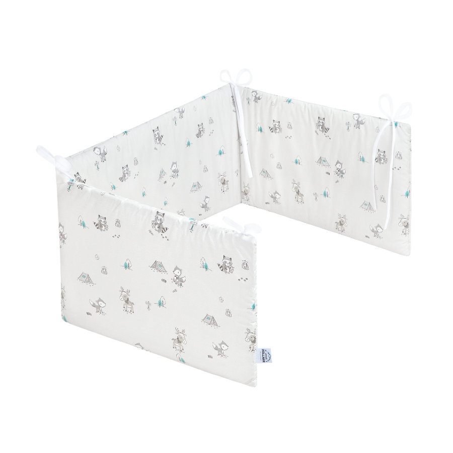 JULIUS ZÖLLNER nido Comfort volpe & alce 180 x 35 cm