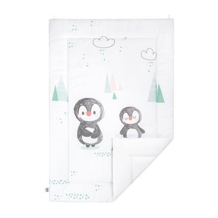 JULIUS ZÖLLNER Tapis d'éveil pingouin 95x135 cm
