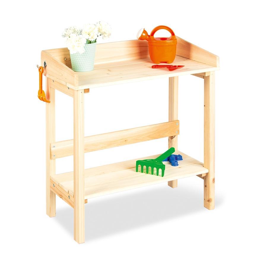 Pinolino Børns plantebord Käthe, natur