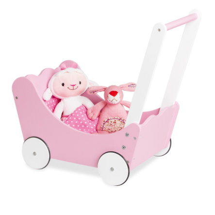 Pinolino wózek dla lalek Jasmin, kompletny.
