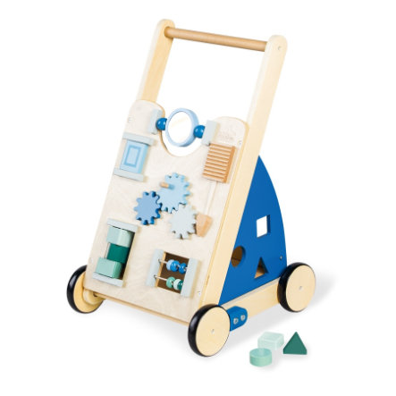 Pinolino Activity-Lauflernwagen Titus, blau