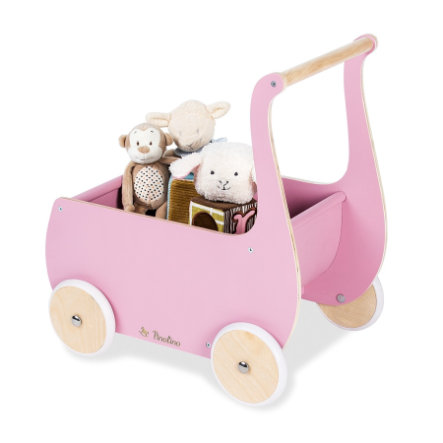 Pinolino Puppenwagen Mette, rosa