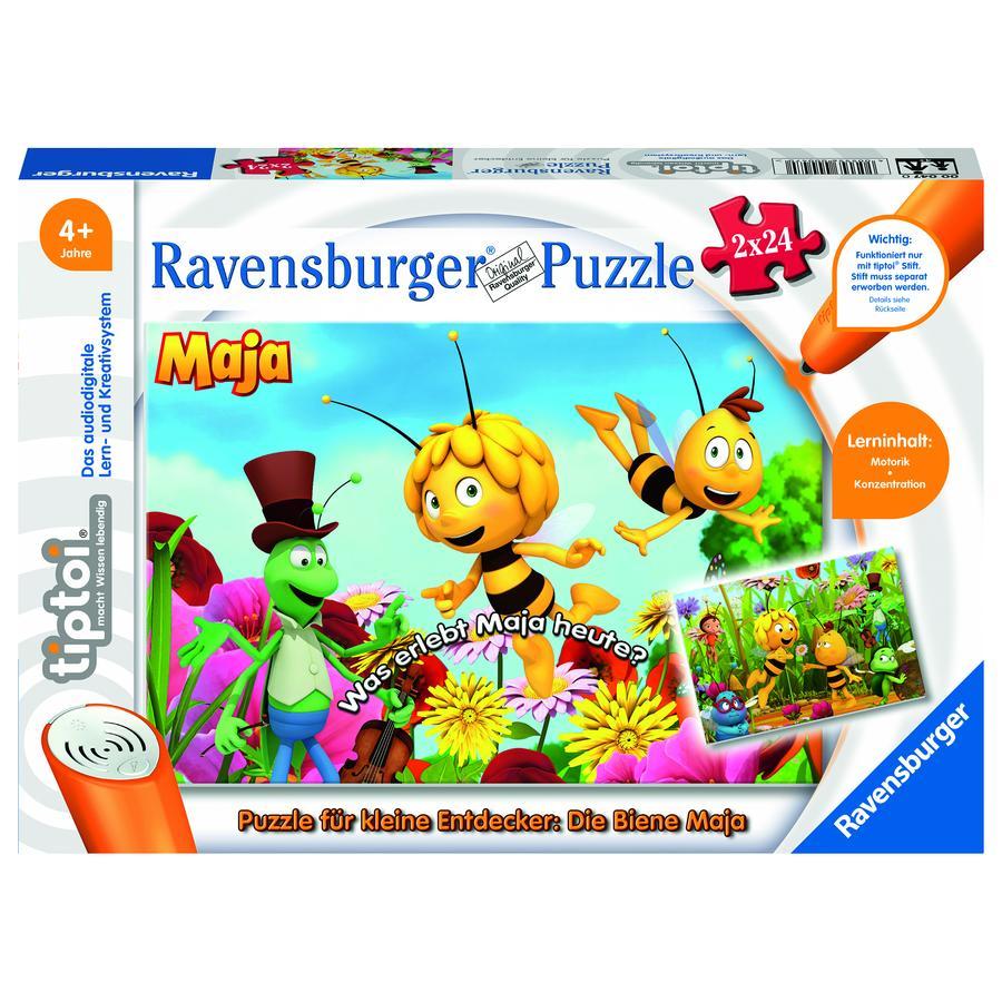 Ravensburger tiptoi® Puzzle für kleine Entdecker: Biene Maja