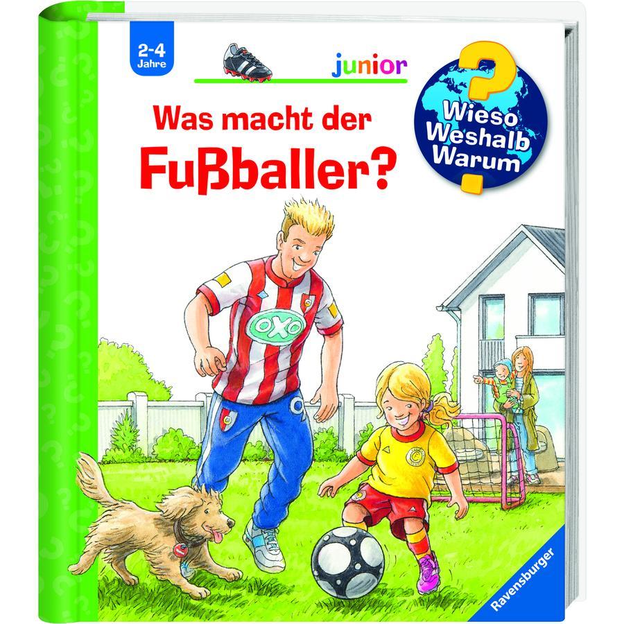 Ravensburger Wieso? Weshalb? Warum? Junior 68: Was macht der Fußballer?