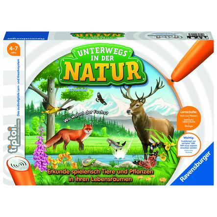 Ravensburger tiptoi® - Unterwegs in der Natur