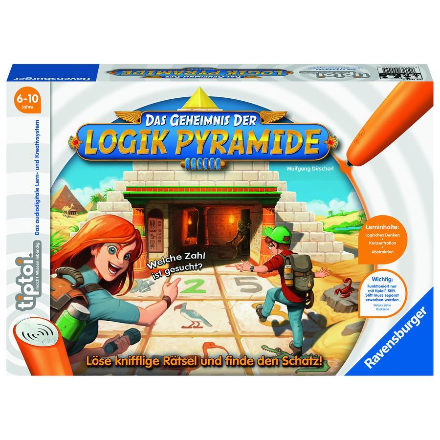 Ravensburger tiptoi® Logiikan salaisuus - pyramidi