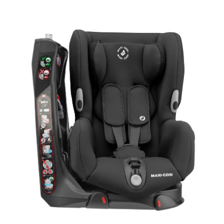 MAXI COSI Kindersitz Axiss Authentic Black