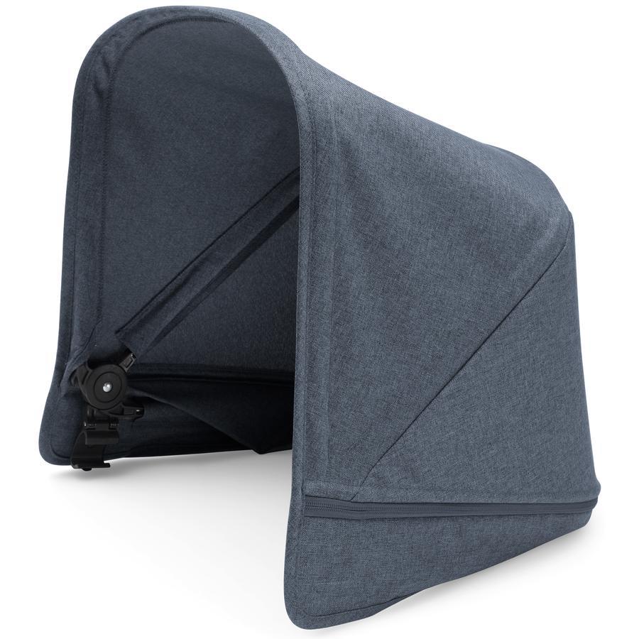 bugaboo Canopy pour poussette Donkey 2 bleu chiné collection premium