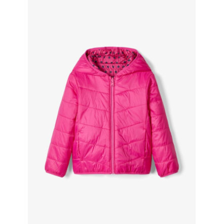 name it Girls Veste Nmfmumi fuchsia purple