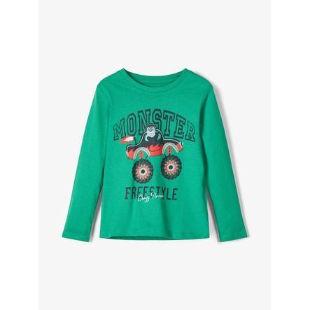 name it Jongens shirt met lange mouwen Victor leprechaun