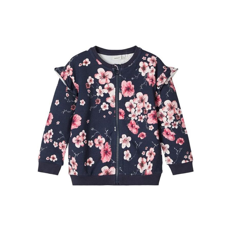 name it Girls Vest Nmfto cherry dark saffier